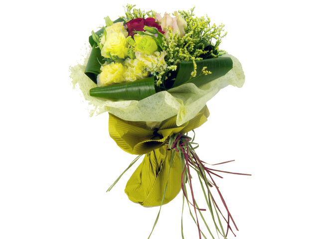 Florist Flower Bouquet - Adrina Bouquet - P5634 Photo