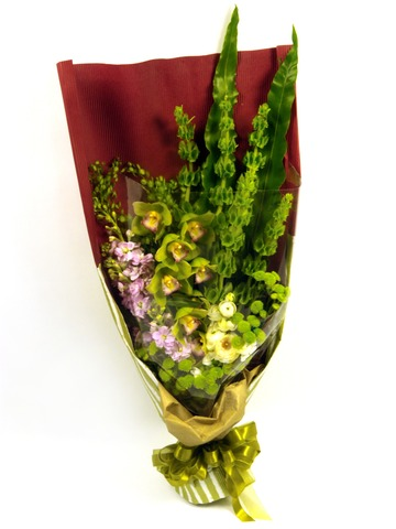 Florist Flower Bouquet - Brea Bouquet - P5482 Photo