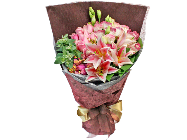 Florist Flower Bouquet - Flower bouquet 10 - L188927 Photo