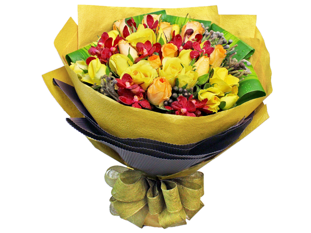 Florist Flower Bouquet - Flower bouquet 21 - L187583 Photo