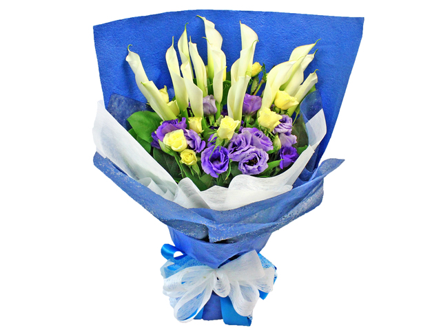 Florist Flower Bouquet - Flower bouquet 37 - L183213 Photo