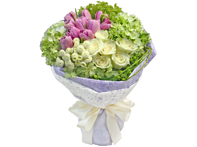 Florist Flower Bouquet - Flower bouquet 58 - L190404 Photo