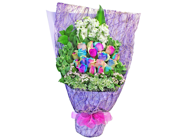 Florist Flower Bouquet - Flower bouquet 9 - L188836 Photo