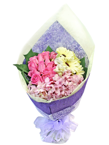 Florist Flower Bouquet - Give florist  bouquet bl2 - L188027 Photo