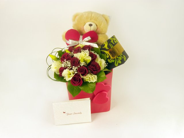 Florist Gift Set - Three Times the Charm (07) - P5130 Photo