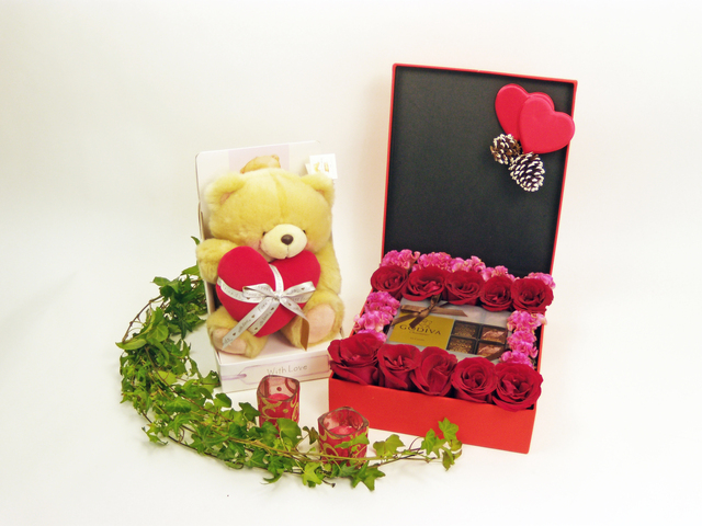 Florist Gift Set - Three Times the Charm (C) - P4163 Photo