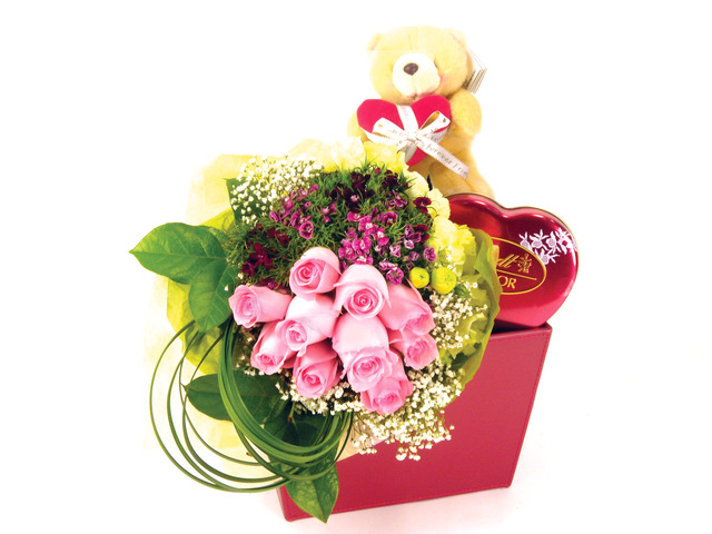 Florist Gift Set - Three Times the Charm (K) - P5105 Photo