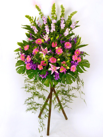 Flower Shop New Product - stand - L06854 Photo