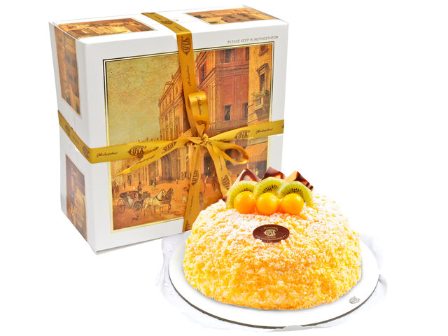 Cova Mango Cake