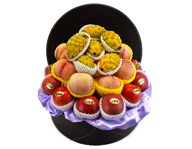 Fruit Basket - Deluxe Japanese Fruit Gift Hamper (A2) - L90056 Photo