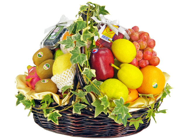 Fruit Basket - Fruit Basket (C) - P1760 Photo