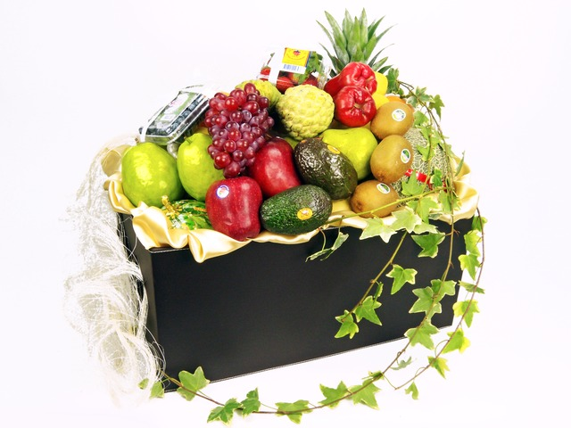 Fruit Basket - Fruit Basket (F) - P1784 Photo