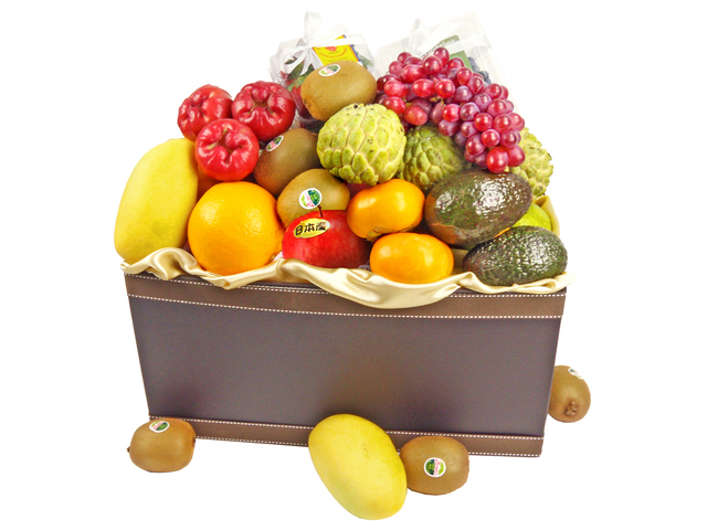 Fruit Basket - Fruit Basket (G) - P1797 Photo