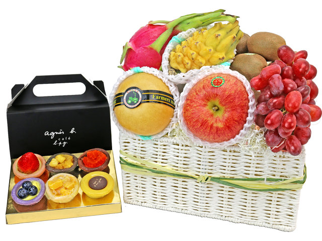 Fruit Basket - Fruit Hamper G30 - L76606645 Photo