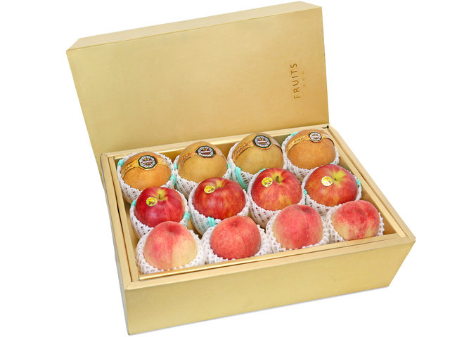 Fruit Basket - Mid Autumn Fruits Gift Box B18 - 0FB0726A3 Photo