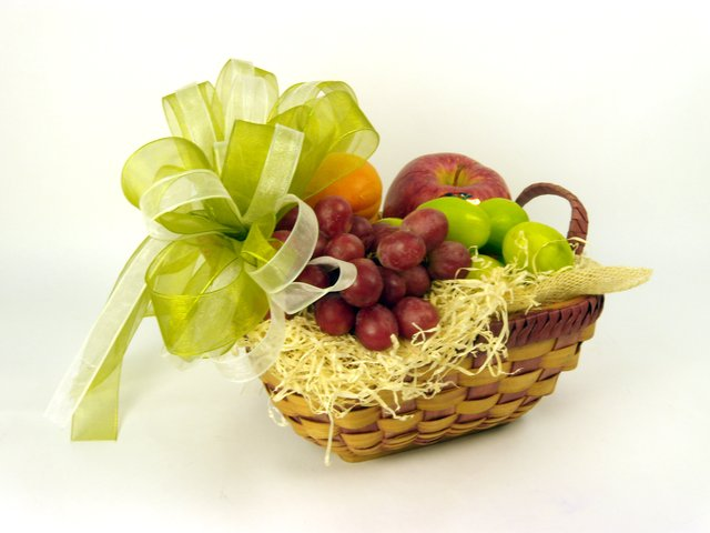 Fruit Basket - Mini Fruit Basket (A) - P7441 Photo