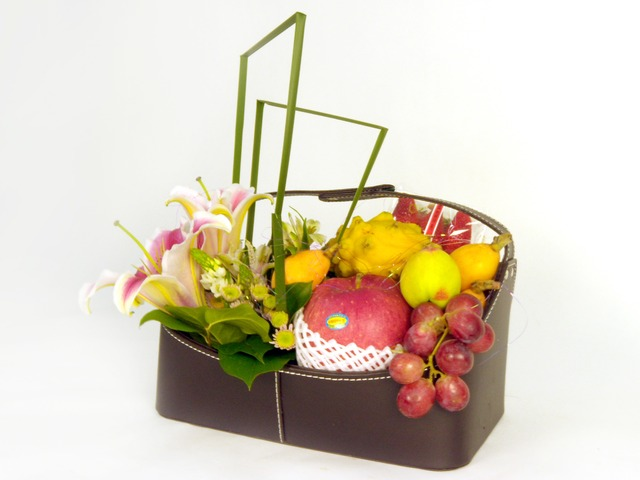 Fruit Basket - Mini Fruit Basket (C) - P9753 Photo