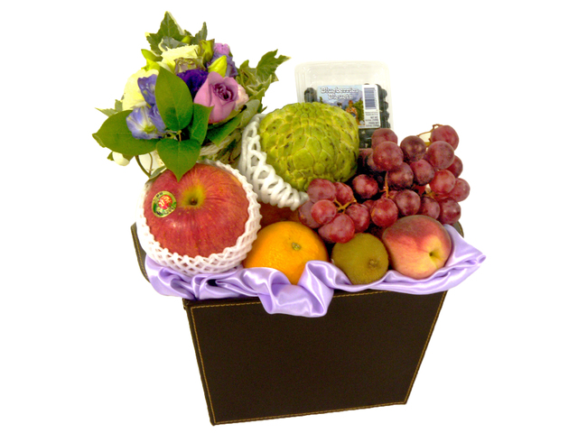 Fruit Basket - Mini Fruit Box S1 - P16579 Photo