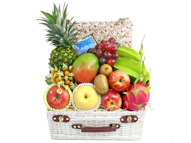 golden fruit fresh fruit basket delivery