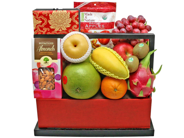 Fruit Basket - fruit hamper G20 - L76602349 Photo