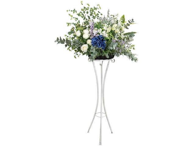 Funeral Flower - Funeral  florist Stand BT29 - L76600052c Photo