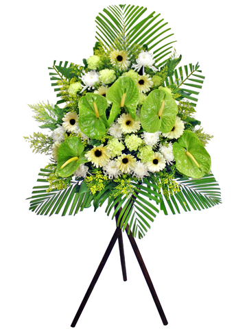 Funeral Flower - Funeral Stand N11 - L174741 Photo