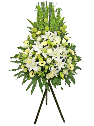 Funeral Flower - Funeral Stand N21 - L128960 Photo
