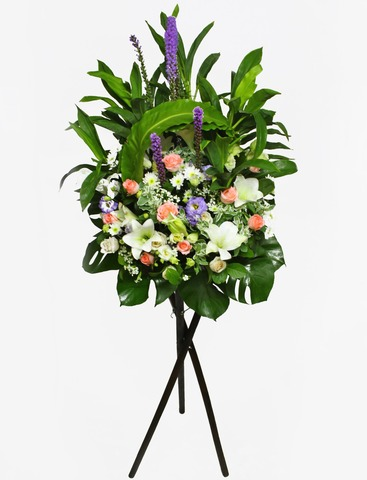 Funeral Flower - Funeral Tall Stand 1 - L11649 Photo