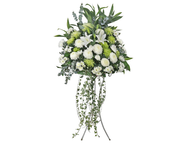 Funeral Flower - Italy florist Collection DA3 - L76610578 Photo