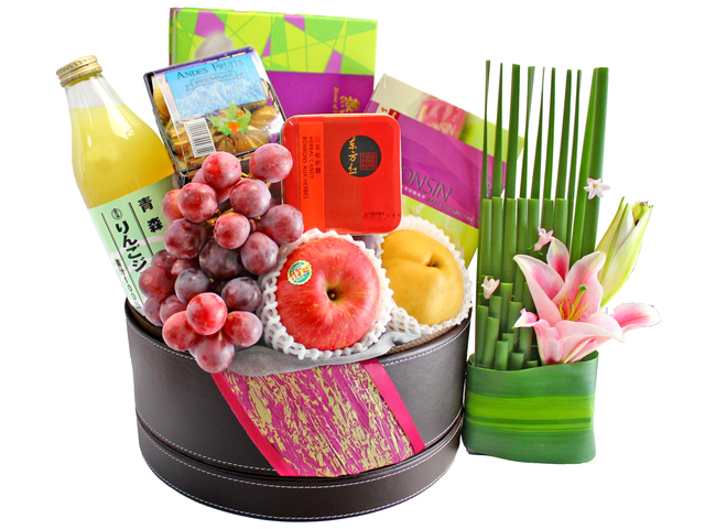 Get Well Soon Gift - Recovery Hamper  6 - L134324 Photo
