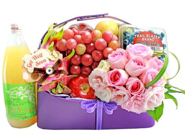 Get Well Soon Gift - Recovery Hamper 8 - L143405 Photo