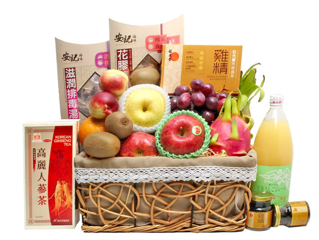 Get Well Soon Gift - recovery hamper 11 - L36512080 Photo