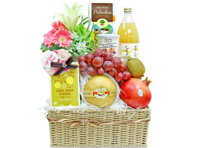 Get Well Soon Gift - recovery hamper G1 - L36669166 Photo