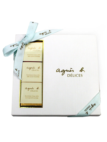 Gift Accessories - Agnes B Deluxe Carré Chocolate 9pcs - L3123133 Photo