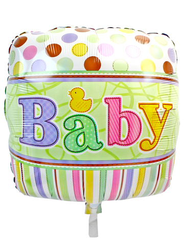 Gift Accessories - Baby 18 inches Helium Balloon - L175202 Photo