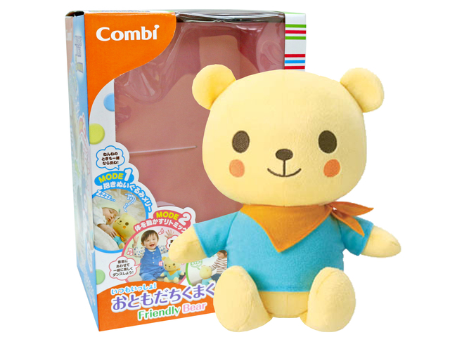 Gift Accessories - Combi, Japan, multi-function Friendly Bear - L36669106 Photo