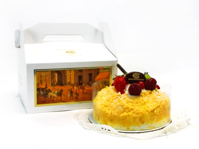 Gift Accessories Cova Fruit Dome Birthday Gift L31270