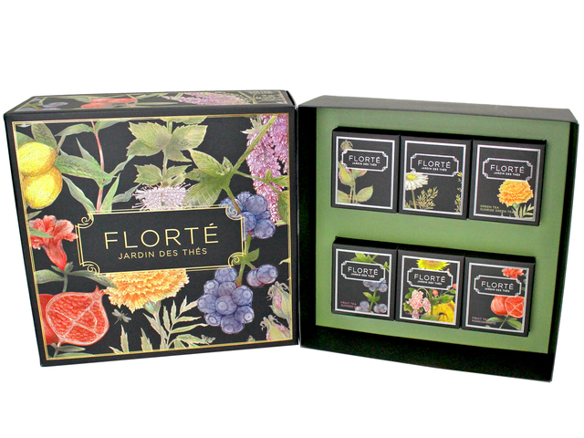 Gift Accessories - Florté Mini Tea Set - L36509576 Photo