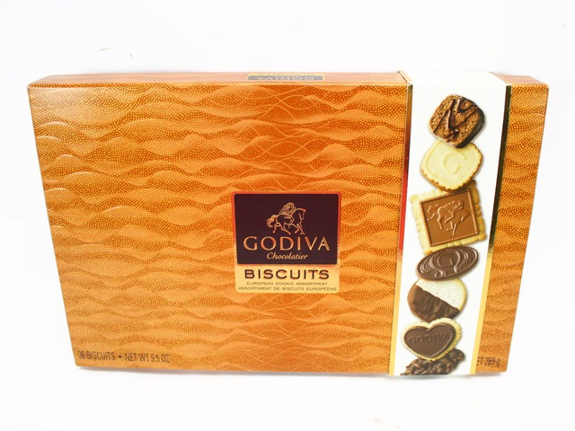 Gift Accessories - Godiva Chocolate Biscuit - L33070 Photo