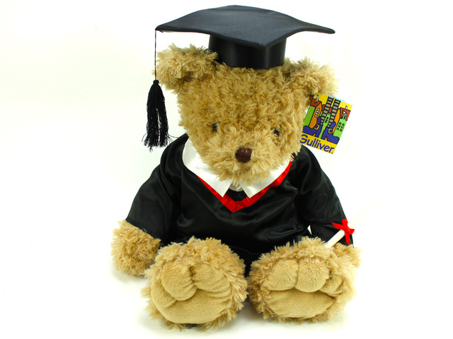 Gift Accessories - Graduation Gulliver Teddy - L05530 Photo