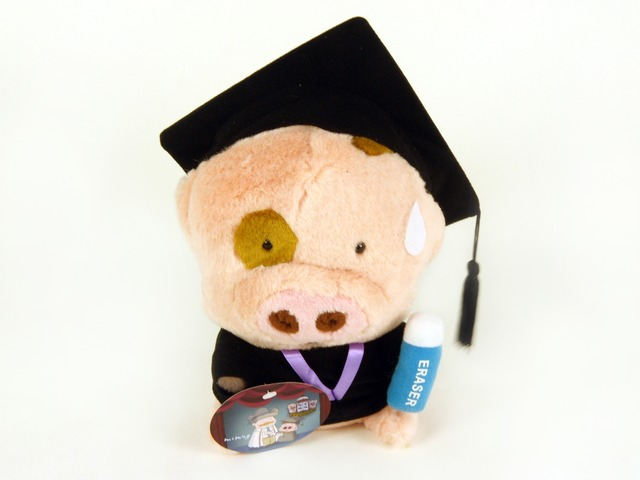 Gift Accessories - Graduation McDull - P7720 Photo