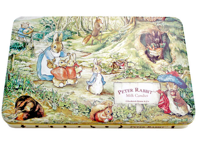 Gift Accessories - Peter Rabbit Original Milk Candies Box - L276918 Photo
