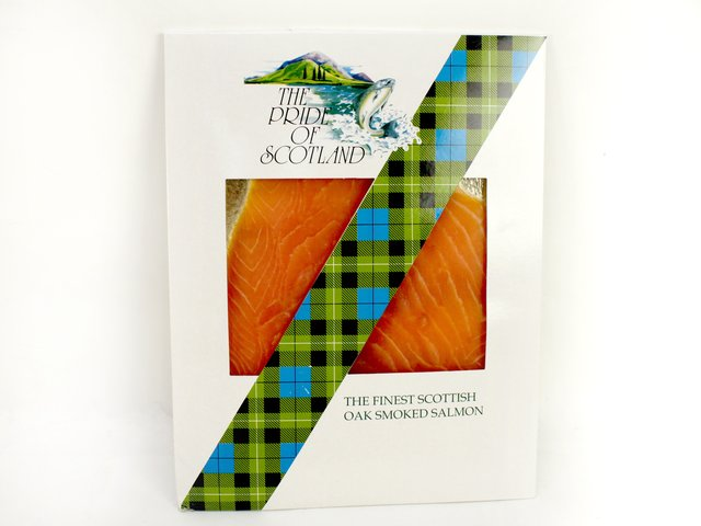 Gift Accessories - Scottish Smoked Salmon - A2249 Photo