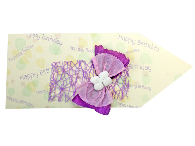 Gift n Birthday Card - HK Designer Handmade Birthday Tag 7 - L177919 Photo