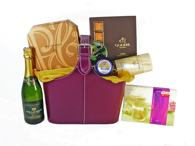 Mid-Autumn Gift Hamper - (14) Mid Autumn Mooncake Hamper - L40628 Photo