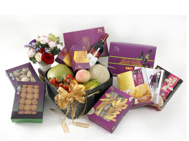 Mid-Autumn Gift Hamper - Home of Swallows Gift H - HS2219 Photo