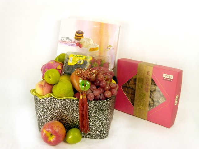 Mid-Autumn Gift Hamper - Mid-Autumn Gift Set (L) - P17896 Photo