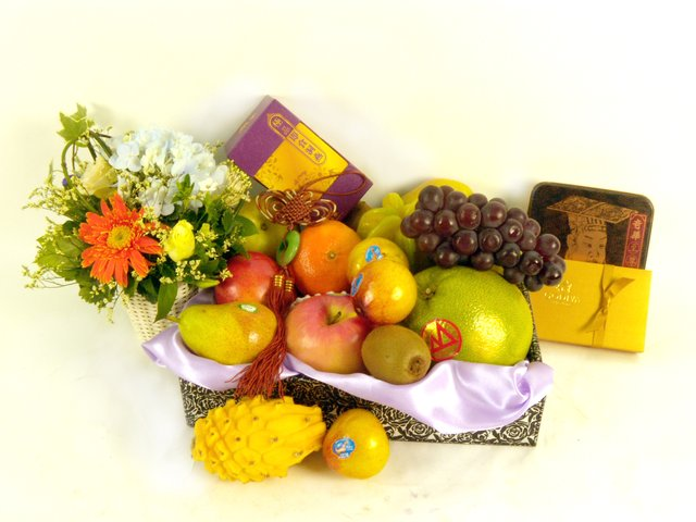 Mid-Autumn Gift Hamper - Mid-Autumn Gift Set P - P18010 Photo