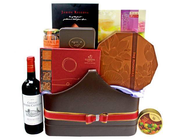 Mid-Autumn Gift Hamper - Mid Autumn MoonCake Hamper M30 - L139451 Photo