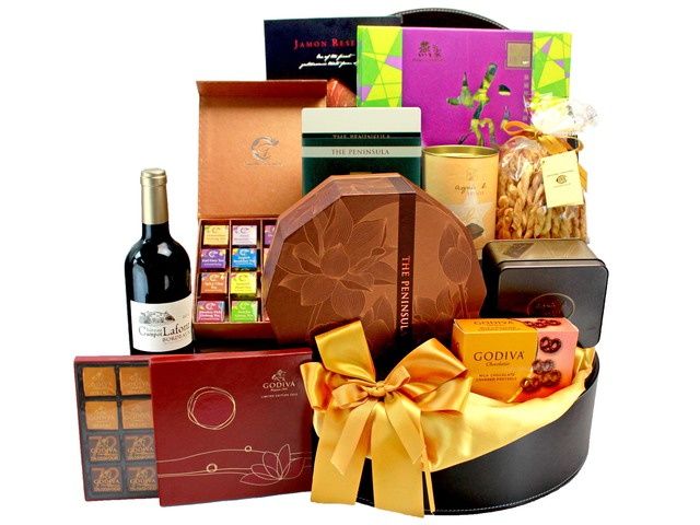 Mid-Autumn Gift Hamper - Mid Autumn MoonCake Hamper M32 - L139462 Photo
